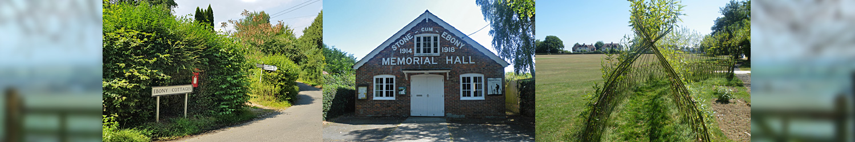 Banner image for Stone-cum-Ebony Parish Council website